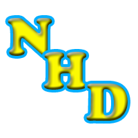 NHD New Heroes Database Logo